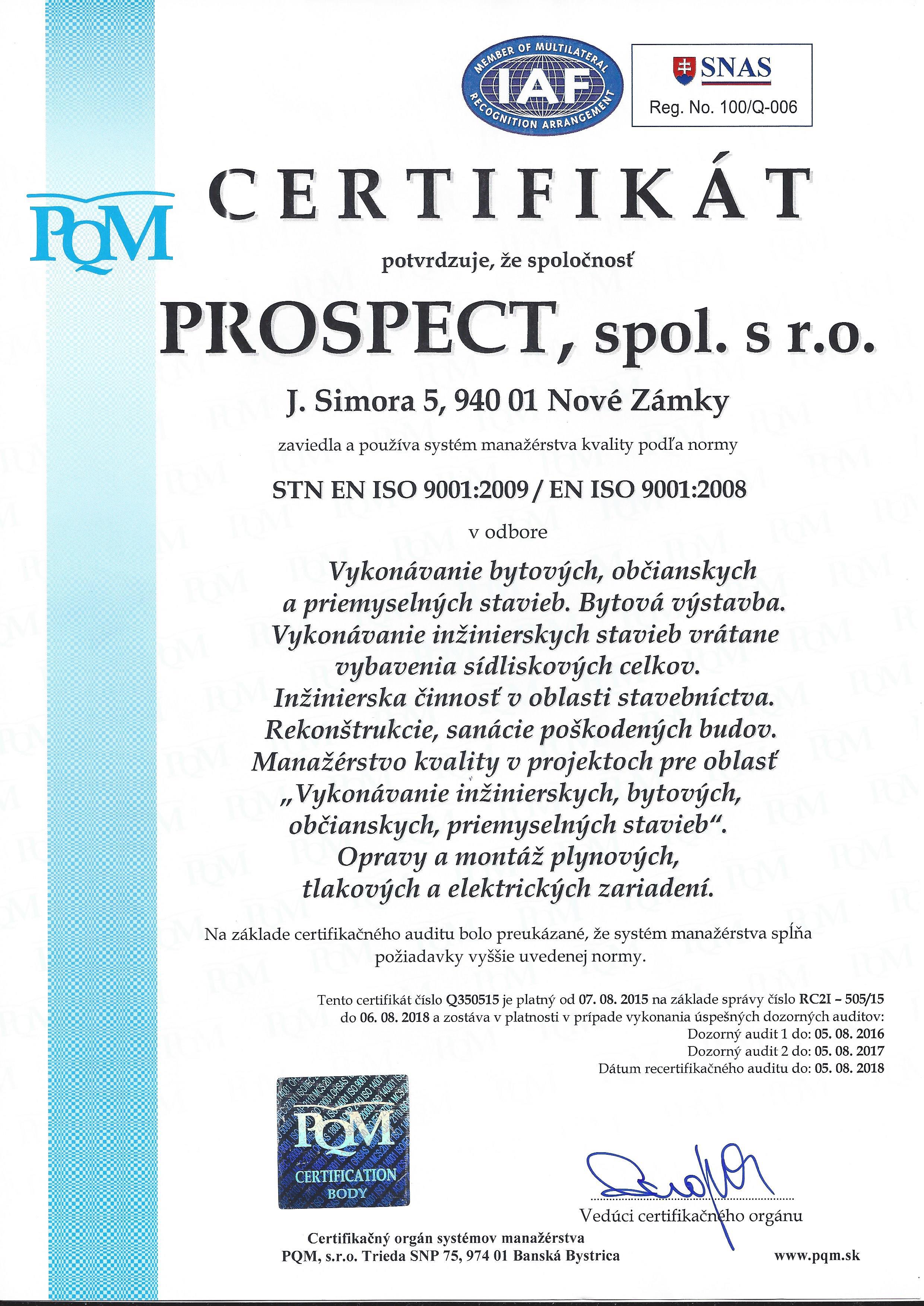 CERTIFIKÁT-STN-EN-ISO-9001-2009-EN-ISO-9001-2008