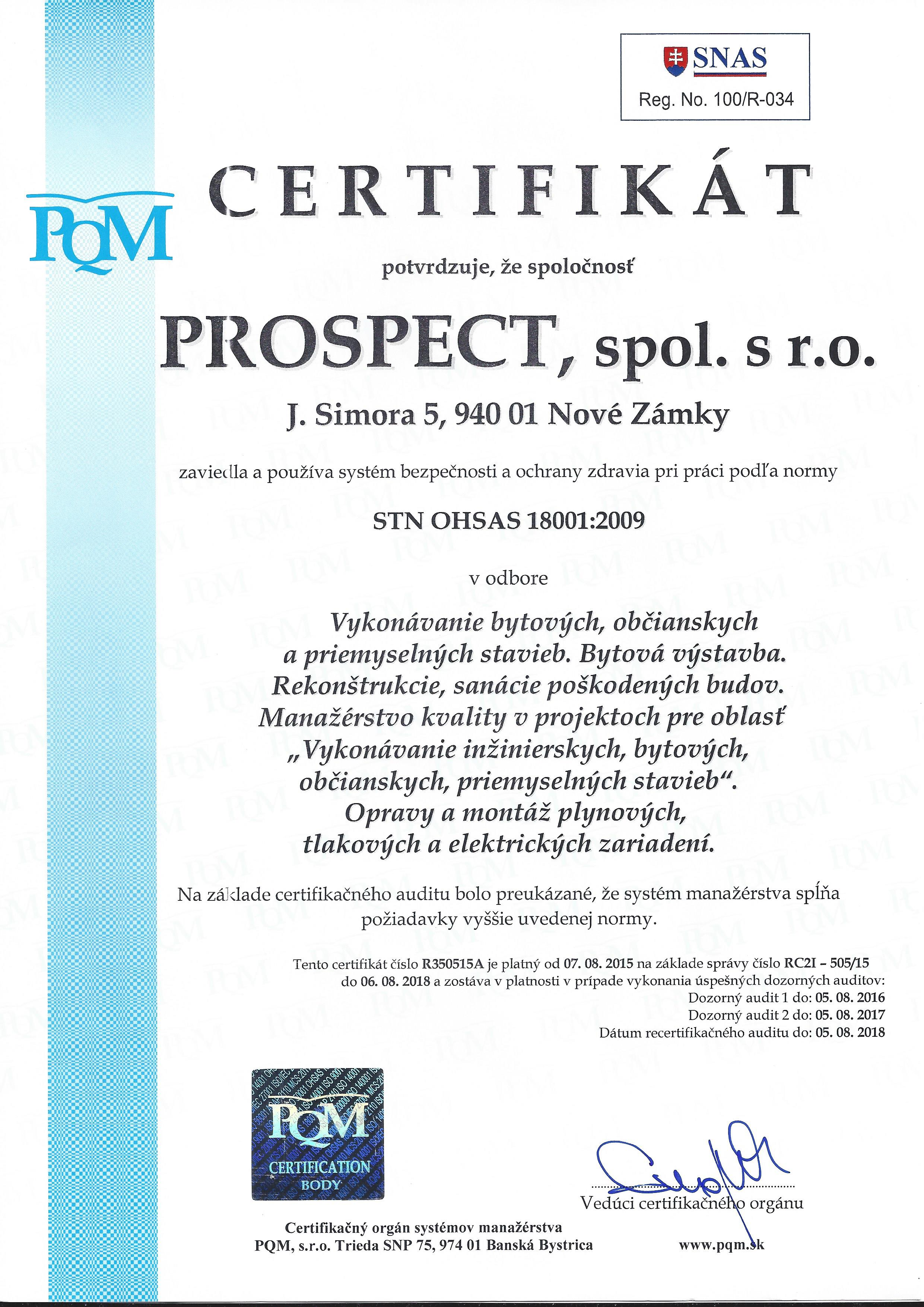 CERTIFIKÁT-STN-OHSAS-18001-2009