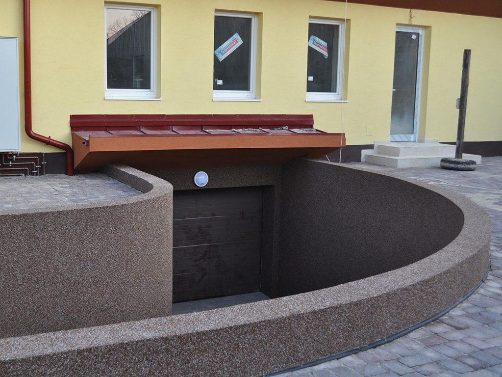 Podzemné stavby