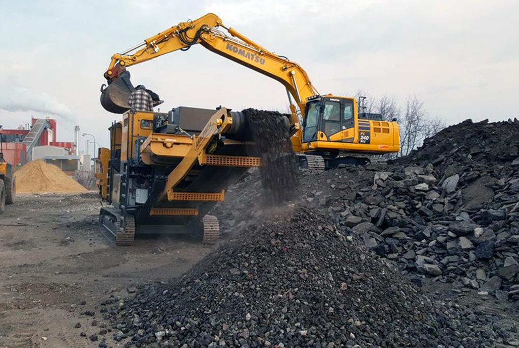 prospect nove zamky recyklacia asfaltu